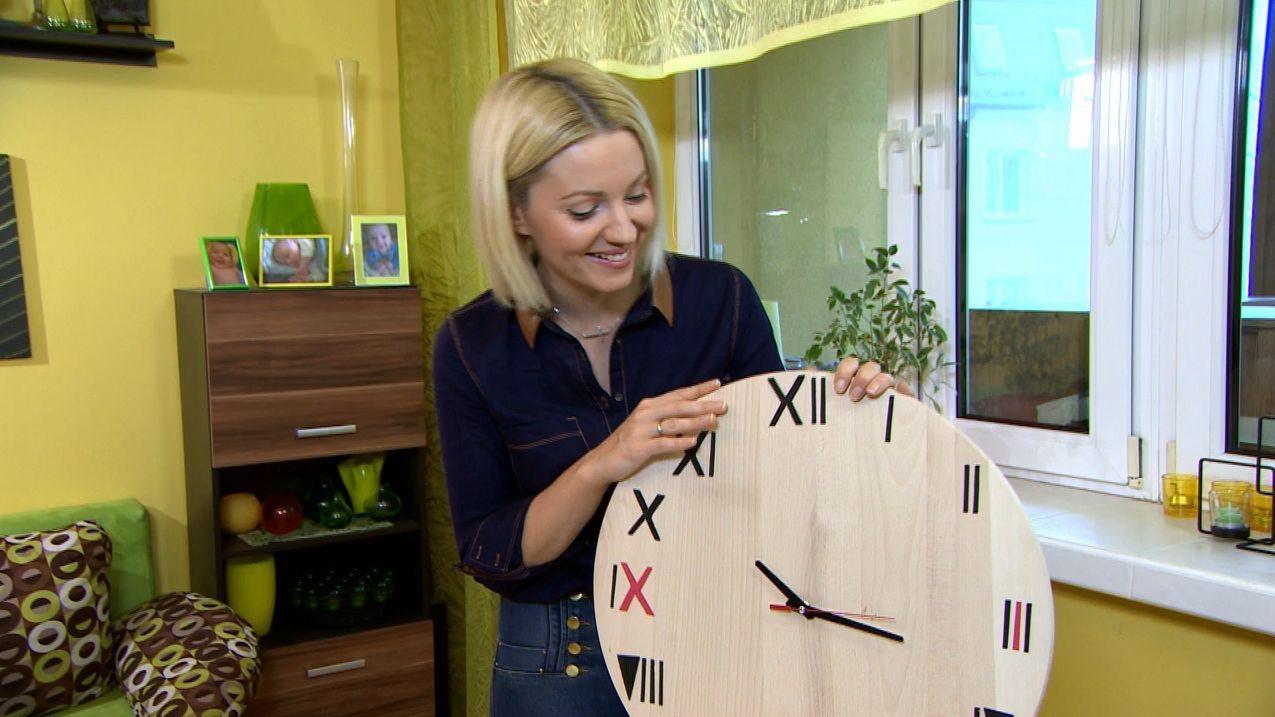 Patenty Doroty Szelągowskiej: zegar