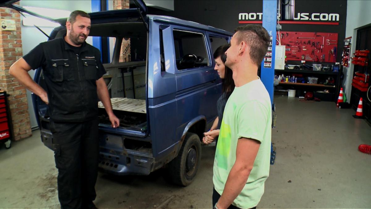 Samochód marzeń: kup i zrób - seria 7, odcinek 1